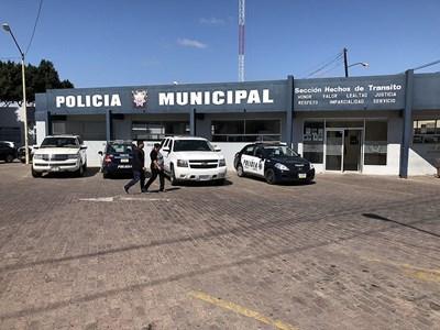 Полиция в Мексико Снимка: Уикипедия