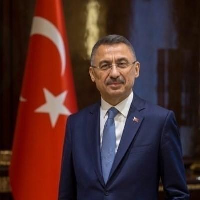 Турският вицепрезидент Фуат Октай СНИМКА: Ройтерс