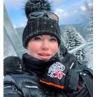 Асдис Ран на ски влека