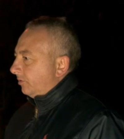 Кметът на Батановци Радослав Петров Кадър: БНТ