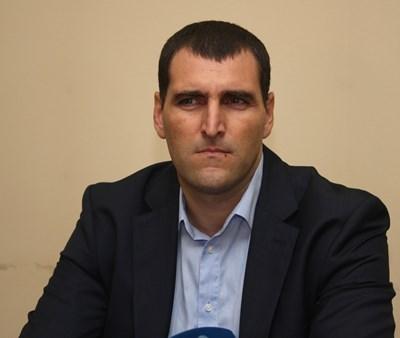 Прокурор Ангел Кънев Снимка: Николай Литов (Архив)