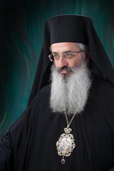 Александруполски митрополит Антим