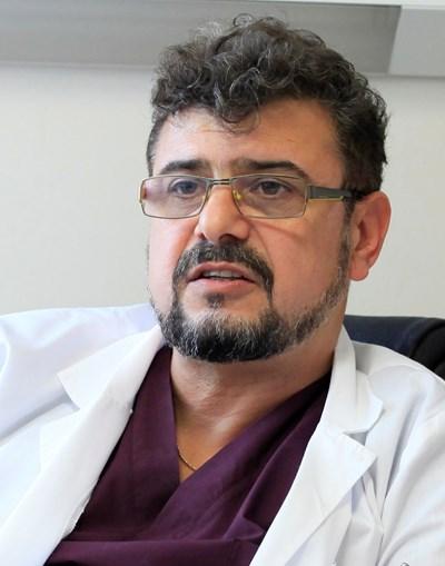 Д-р Лъчезар Лозанов СНИМКА: Десислава Кулелиева