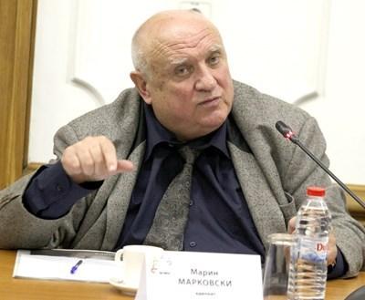 """Адвокат Марин Марковски  СНИМКА: """"24 часа"""", Архив"""