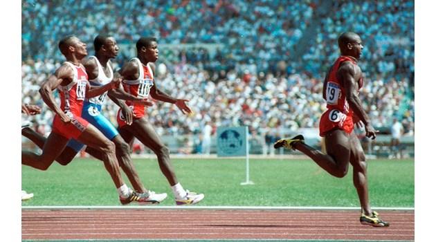 Как едни спортни обувки превърнаха Бен Джонсън в икона на световния допинг
