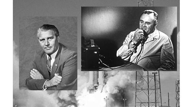 Как любимите гении на Сталин и Хитлер покориха Космоса