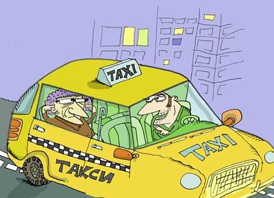 Зад всеки велик мъж, който знае как да оправи света и българския футбол, стои клиент, който се вози в таксито му. СНИМКА: Ивайло Нинов