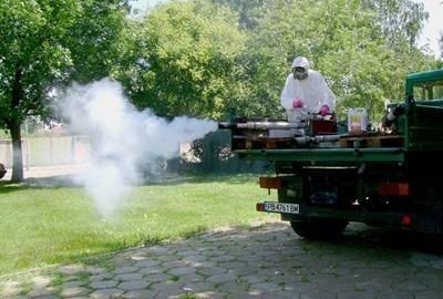 В Пловдив не спират да пръскат срещу комари, но те прииждат от съседните села.