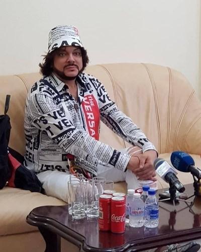 Филип Киркоров. Снимка 24 ЧАСА