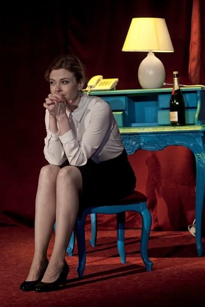 Стефка Янорова - красива и талантлива