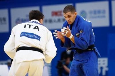 Ивайло Иванов спечели първия златен медал за България на Седмите световни военни игри  СНИМКА: Радио Китай