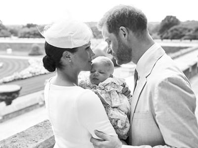 """""""Хари, Меган и Арчи винаги ще бъдат силно обичани членове на семейството"""", посочи в изявлението си бабата на Хари кралица Елизабет II. СНИМКА: РОЙТЕРС"""