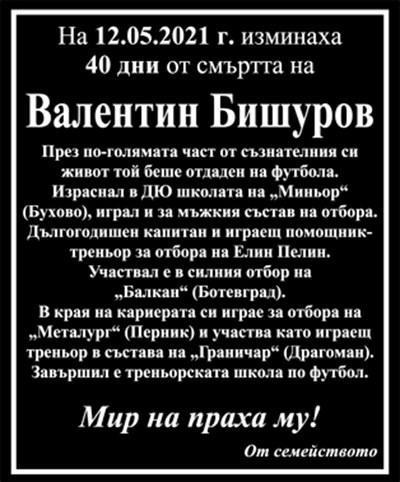 Валентин Бишуров