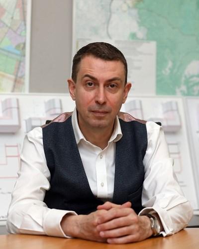 Рожден ден има Здравко Здравков – главният архитект, който иска да подреди София