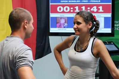 Екатерина Атанасова триумфира на световните серии по джаги в Санкт Вендел.