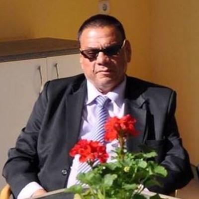 Ачо Йорданов, снимката е от фейсбук профила му