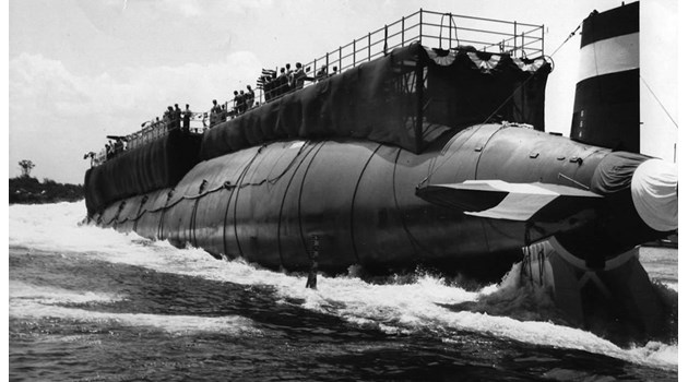 """Мистериозното потъване на американските подводници """"Скорпион"""" и """"Трешър"""""""