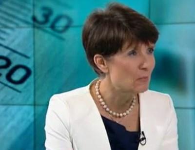 Д-р София Ангелова Кадър: БНТ