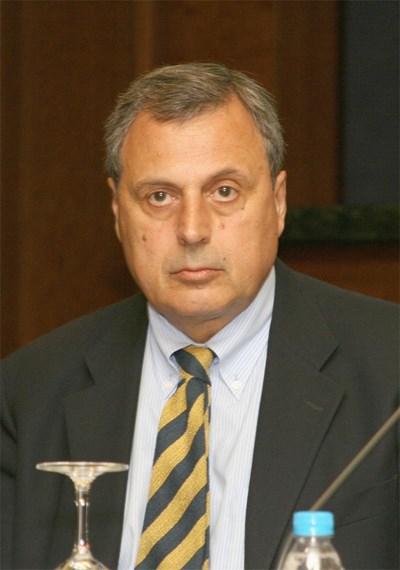 Божидар Данев, изпълнителен председател на Българаската стопанска камара