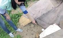 Дилърка от Русия строяла замъци от 100-грамови плочки хашиш, кокаин и амфетамин. Заедно с гаджето си са едни от най-влиятелните в престъпен бизнес