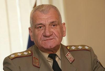 Генерал Андрей Боцев