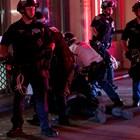 Полицаи от български произход в различни щати също участват в опазването на реда от онези, които превърнаха протестите в грабежи и поголовно рушене.