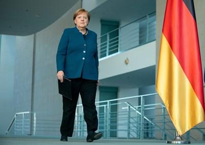 Ангела Меркел Снимка: Ройтерс