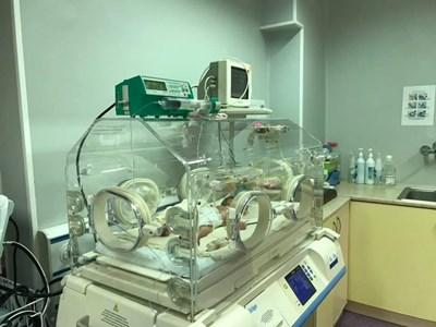 Неонатологията  в областната болница е единствената в региона на Велико Търново