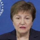 Директорката на Международния валутен фонд Кристалина Георгиева КАДЪР: БНТ