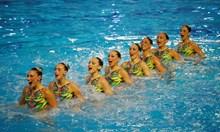 Турнир по синхронно плуване в Барселона