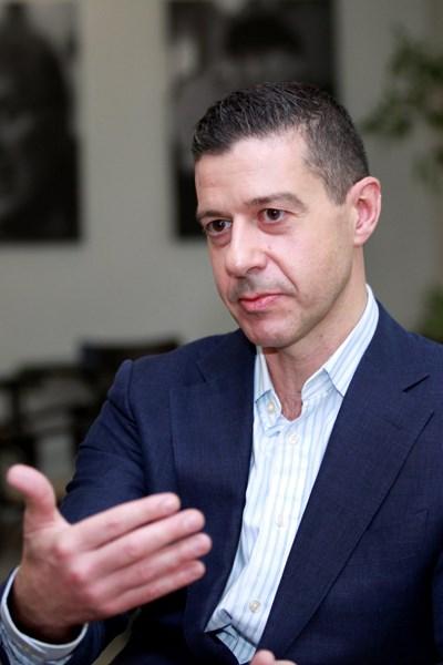 Андон Балтаков бе избран за шеф на БНР на 22 януари 2020 г.  СНИМКА: АРХИВ