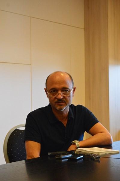 Д-р Асен Меджидиев СНИМКА: Авторът