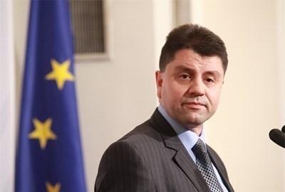 Зам.-министърът на вътрешните работи Красимир Ципов СНИМКА: Архив
