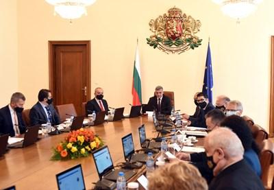 Служебният кабинет оставя завършен проект за актуализация на бюджет 2021 г.
