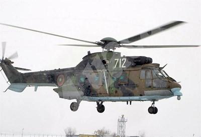 """Вертолет """"Кугар""""  СНИМКА: """"24 часа"""", Архив"""