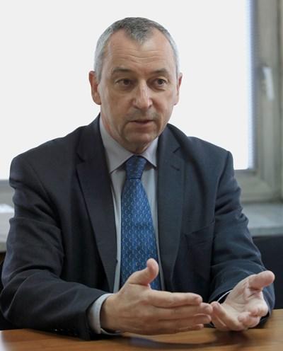 """Георги Пирински е инициатор на изготвената позиция за """"Дума""""."""