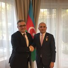 Външно министерство на Азербайджан удостои Илхан Кючюк  с почетен орден
