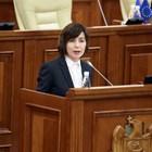 Предишното правителство на прозападната Мая Санду бе свалено вчера с парламентарен вот на недоверие. Снимка РОЙТЕРС
