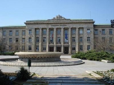 Съдебната палата в Русе. Снимка: Прокуратурата
