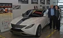 Българин твори автомобилите на бъдещето