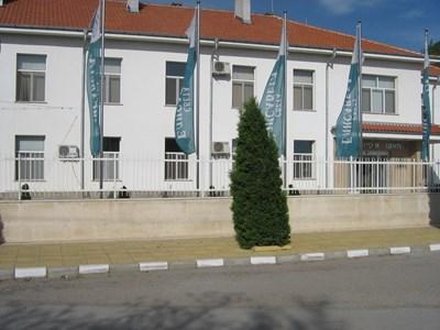 """Болницата """"Св. Елисавета"""", където работеше д-р Йосиф Изамски."""