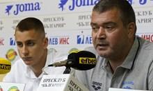 Пълна подкрепа от родителите на Йосиф Миладинов за Минковски и щаба му