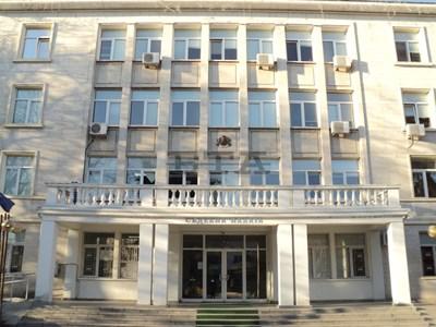 Съдебната палата в Силистра