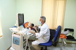 Здравният кабинет е на удобно място в центъра на село Чавдар - на първия етаж в сградата на пощата.