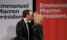 Макрон, Меркел и Тереза Мей без поколение