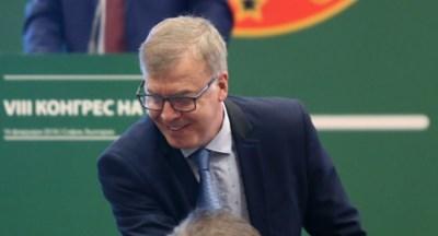 Сираков обяви, че повече няма да бъде член на Изпълнителния комитет на БФС. Снимка НАЙДЕН ТОДОРОВ