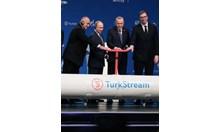 Путин пред Борисов: Руският газ е добър за България