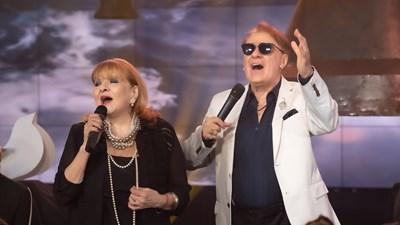 Богдана Карадочева и Васил Найденов ще пеят в празничния концерт. СНИМКА: ЖУЛИЕТА МАРИНОВА ЗА БНТ
