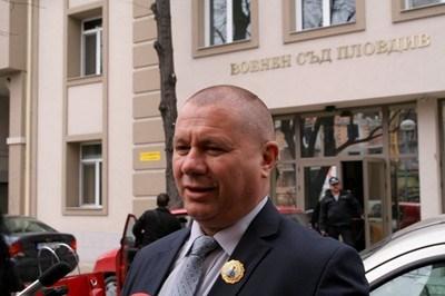 Ген. Шивиков Снимка: Наташа Манева