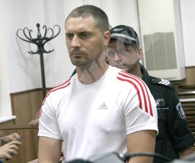 Ангел Желязков в съда СНИМКИ: Евгени Цветков СНИМКА: 24 часа